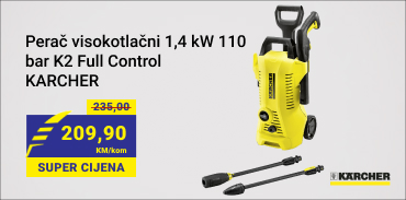 Perač visokotlačni 1.4kW 100bar K2 Full Control Karcher